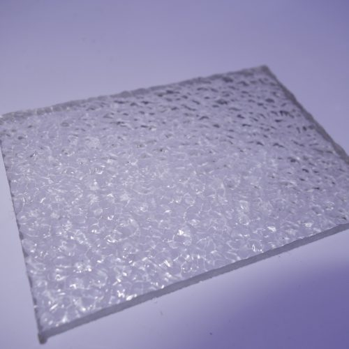 Patterned Sheets (Shower enclosure)